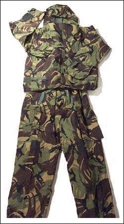 British Army New Genuine Issue Dpm Nbc Chemical Suits