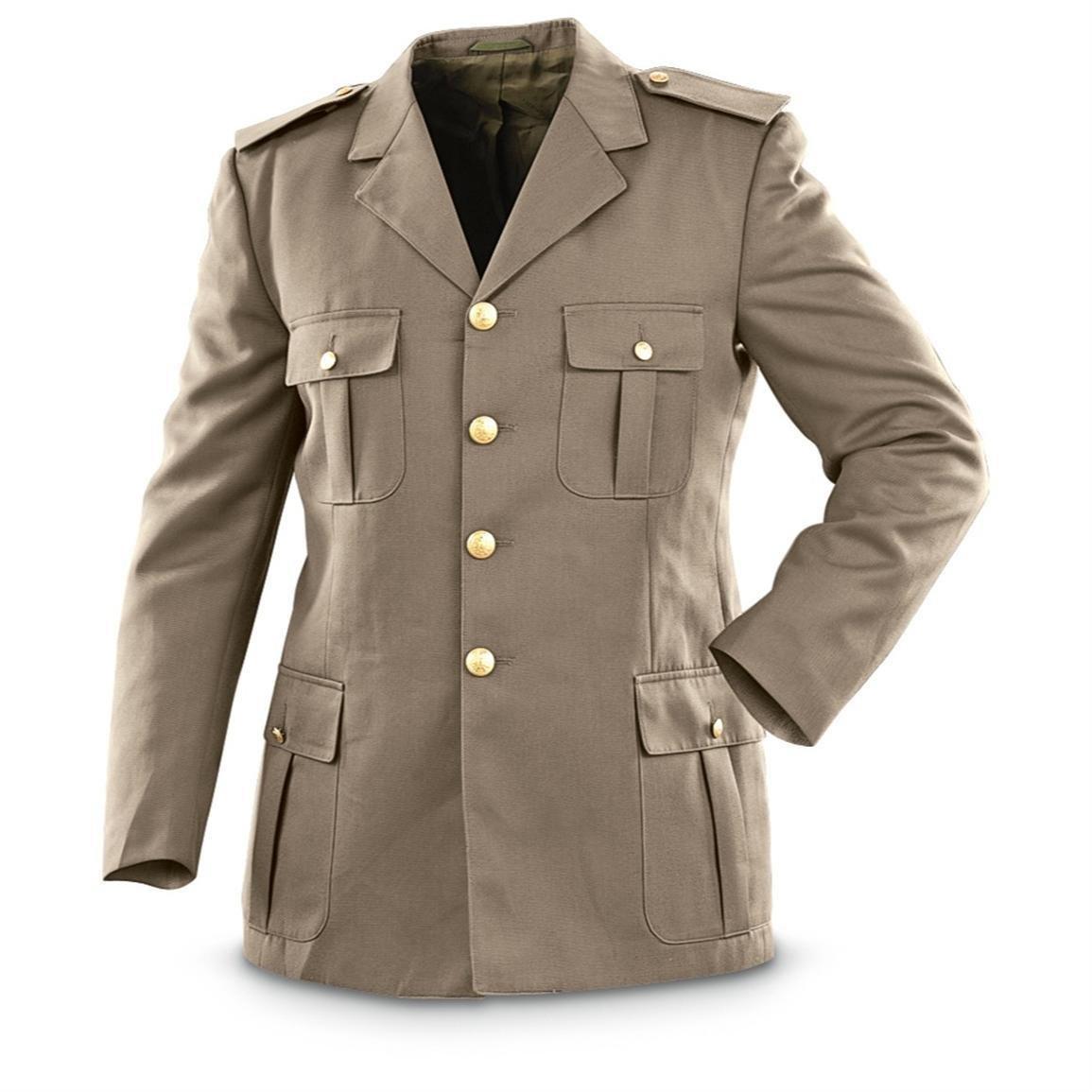 Italian Army New Genuine Dress Uniform Jacket