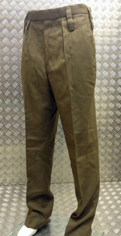 British Army New Genuine Barrack Dress Trousers
