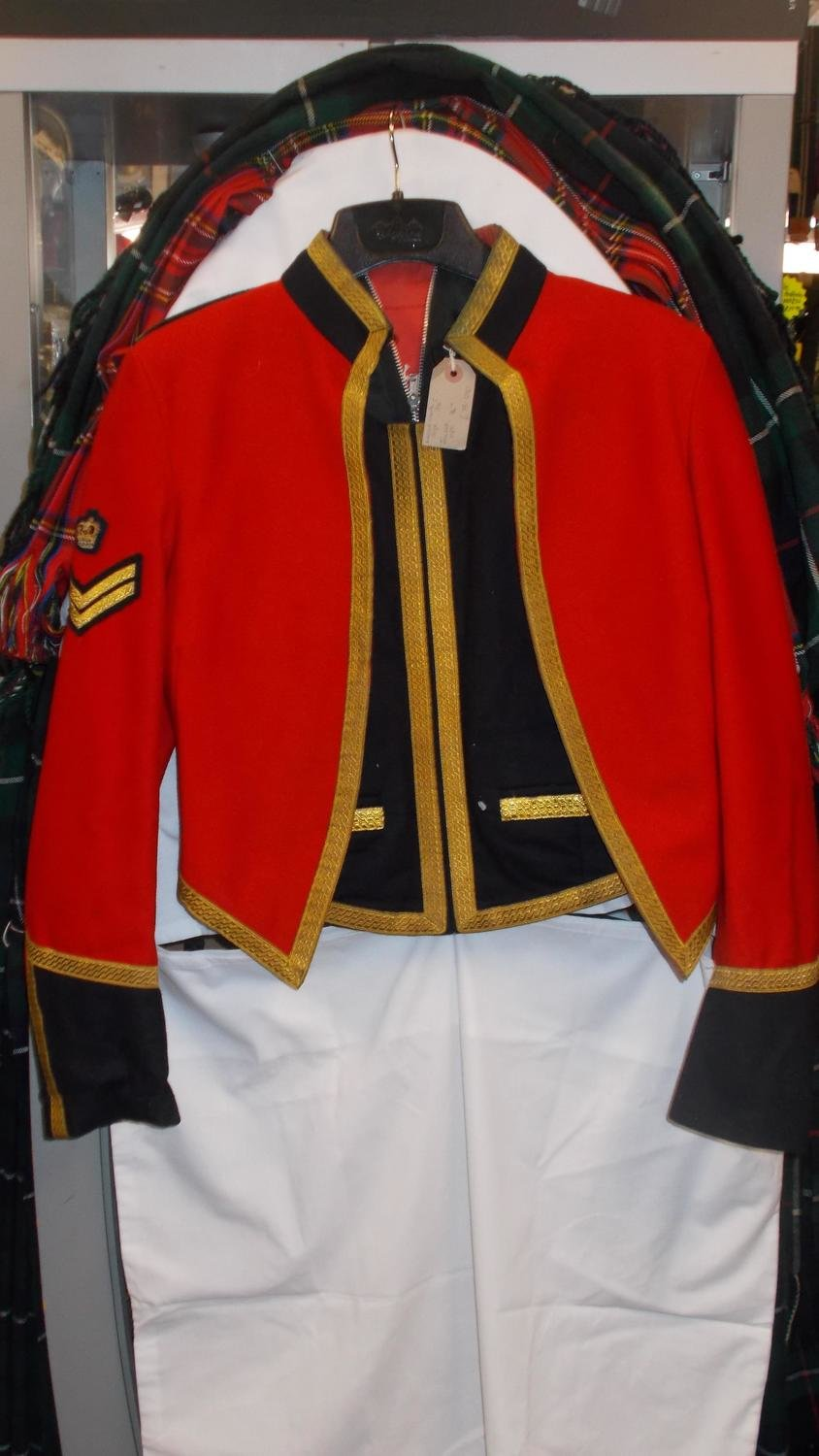 British Army Household Cavalry Lifeguards Division Mess