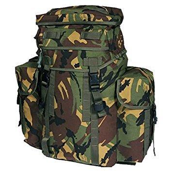 British Army New Genuine Dpm Plce Patrol Pack Issue