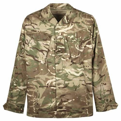 British Army Genuine Mtp Cs95 Barrack Dress Shirt Grade 1