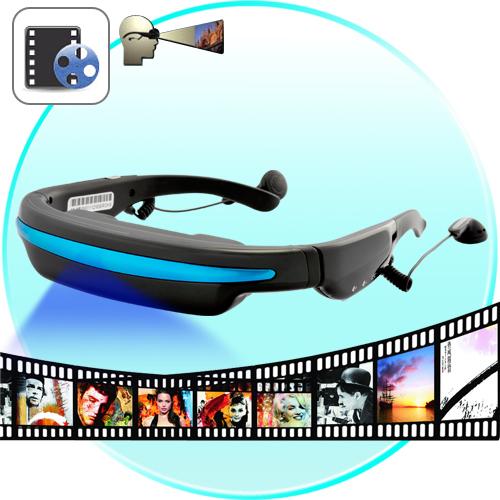 964e4e1700 Mobile Theatre Video Glasses - Movies on 52 Inch Virtual Screen