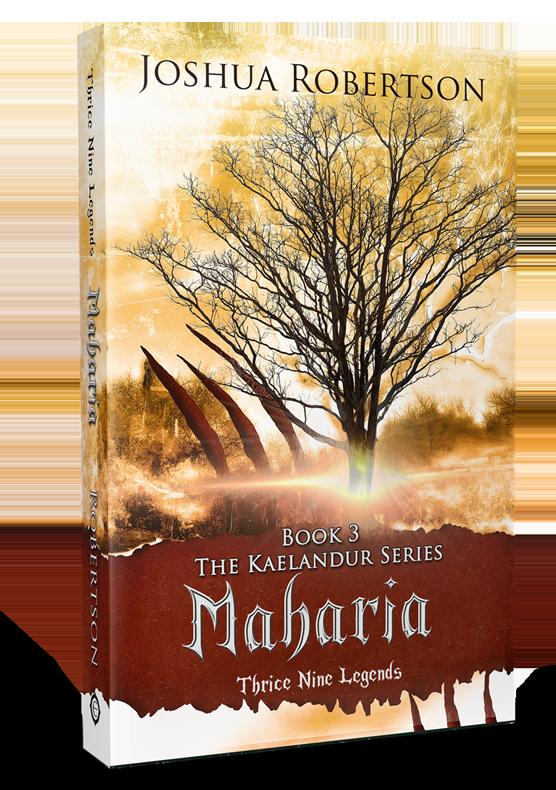 Maharia - Paperback 00003