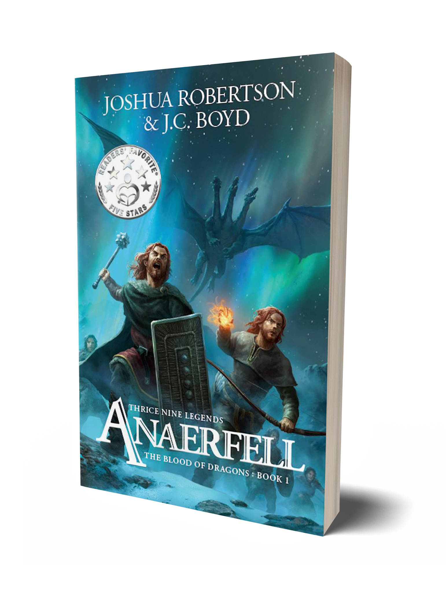 Anaerfell - Paperback 00000