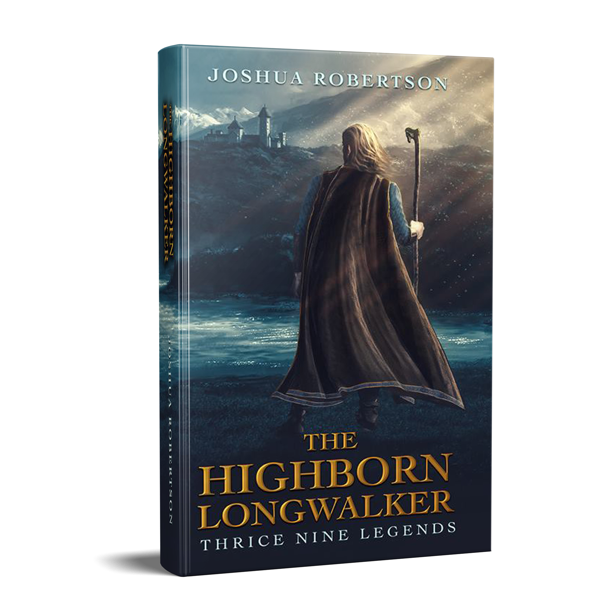 The Highborn Longwalker - Paperback 00008