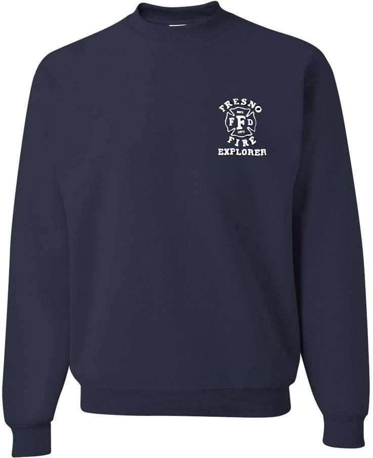 Explorer Sweatshirt 00001