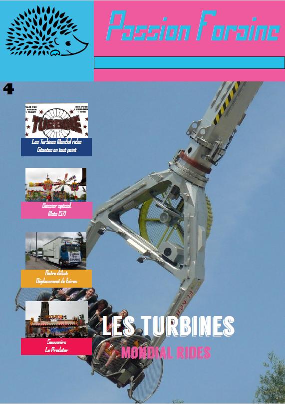 Passion Foraine Numéro 4 Juin 2017 Format Numérique (PDF)