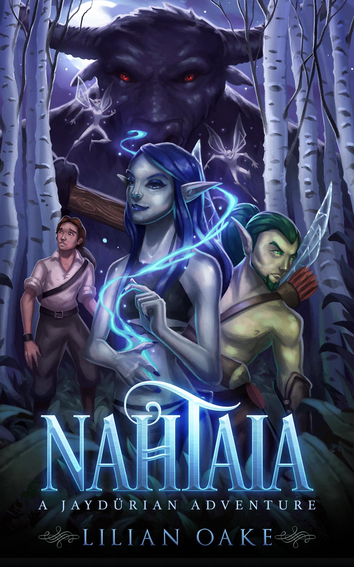 Nahtaia: A Jaydürian Adventure - Signed 00001