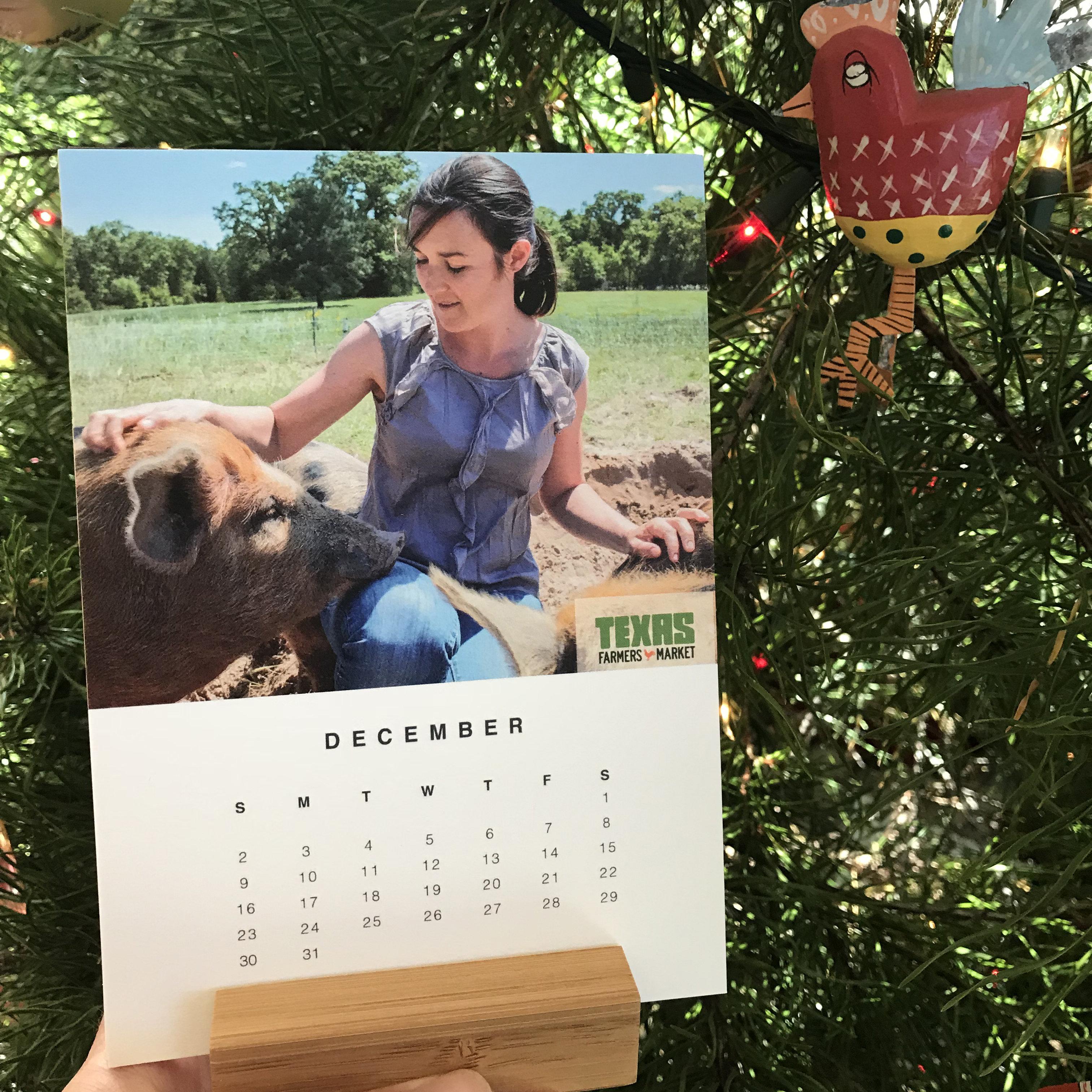 TFM Women in Agriculture 2018 Desk Calendar WIAGCAL