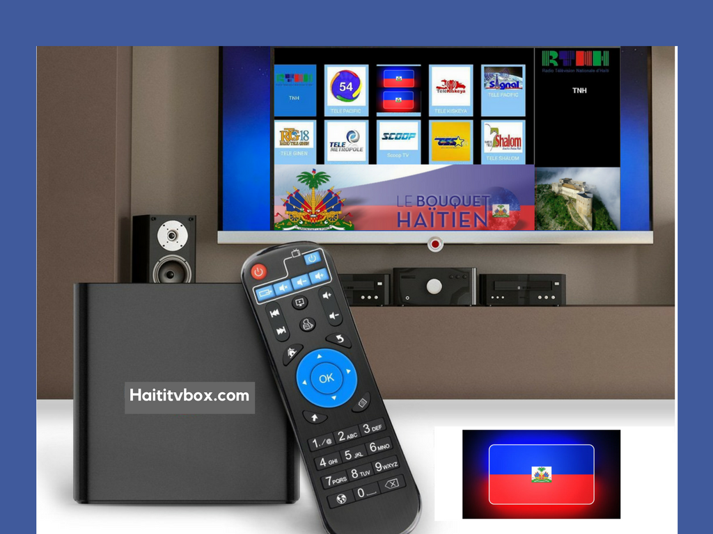Android Box 80 Haitian Tv Channels