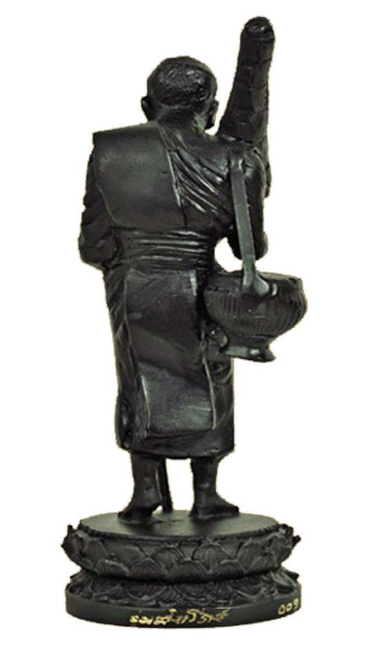 Pra Luang Por Tuad Bucha statue Wat Mae Takrai