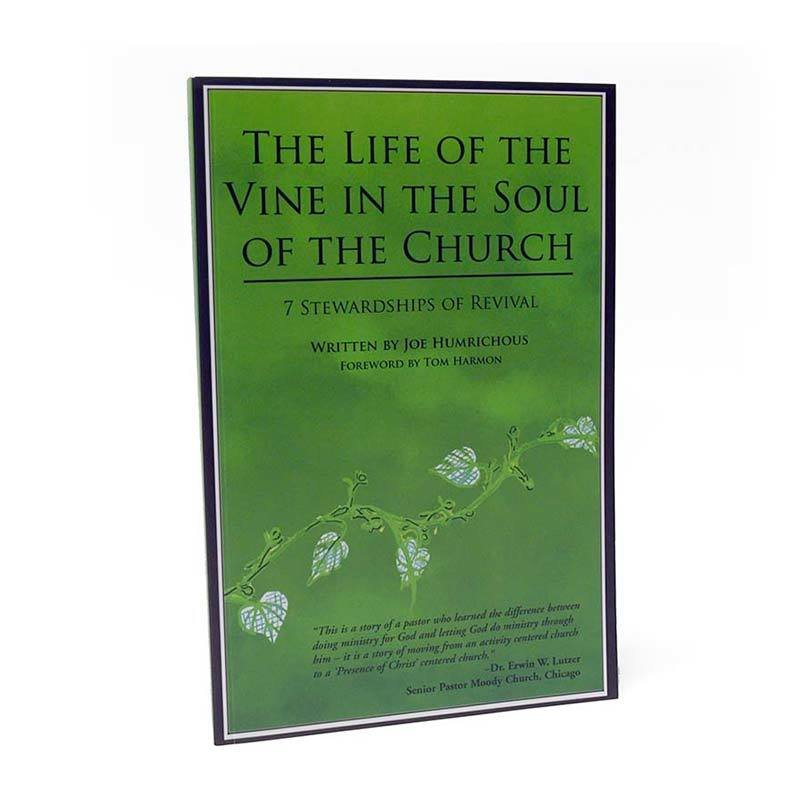 The Life of the Vine in the Soul of the Church 00001