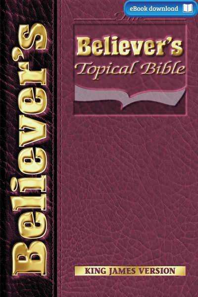 The Believer's Topical Bible (eBook) 9781562299552