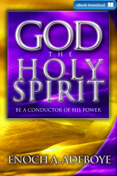 God, The Holy Spirit (eBook) 9781562299606