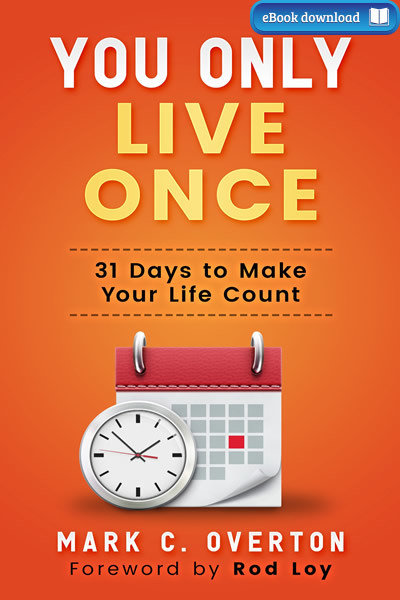 You Only Live Once (eBook) 9781562293543