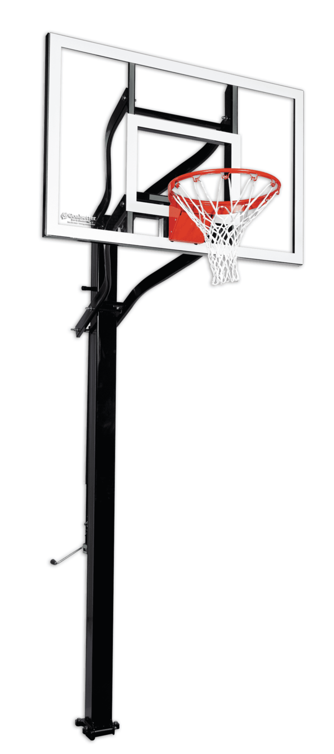 54 Inch In Ground Basketball Hoop Installation Service