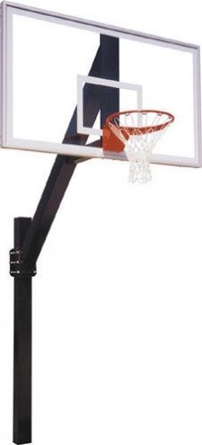Fixed Height Basketball Installation Services