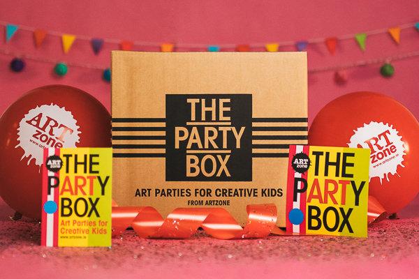 The Party Box - Fashion
