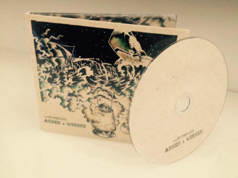 "Album ""Ashes & Wishes"""