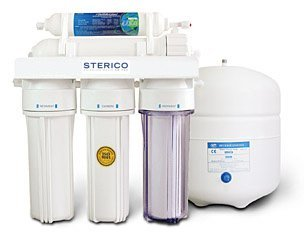 Sterico Deionised Water System FREE INSTALLATION