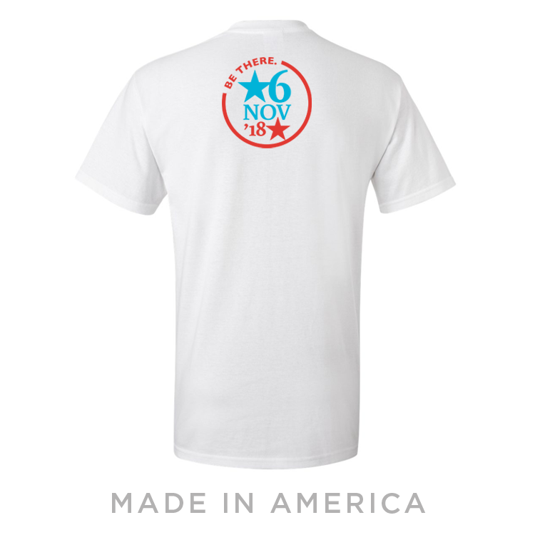 #6NOV18 White Shirt BACK