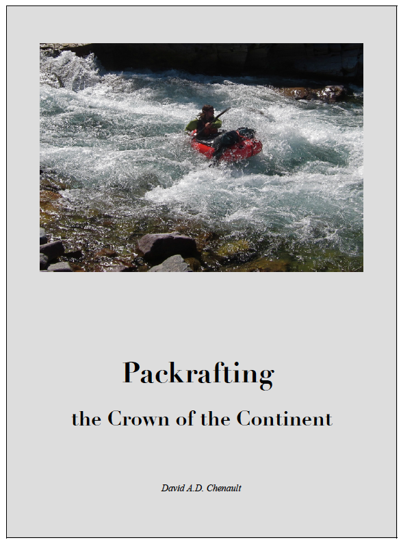 Packrafting the Crown of the Continent E-Book (beta)