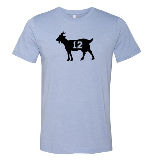 #12 Goat Tee - Local Pickup 00001