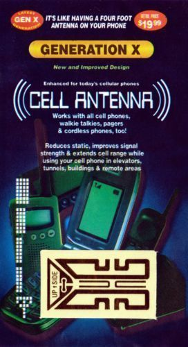 Antenna Booster Iphone No More Dropped Calls And Phone Static Mobile Phones