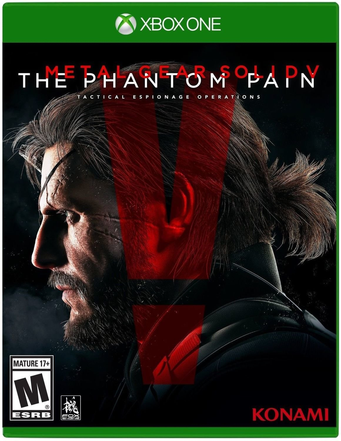 Metal Gear Solid V: The Phantom Pain for Xbox One New Sealed