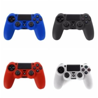 Playstation 4 Controller Skin Covers Ps4 Free Set Of Controller Stick Covers
