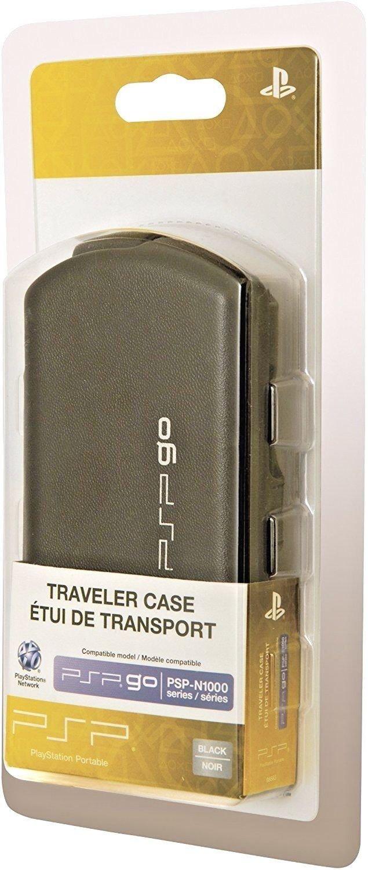 PSP Go Traveler Case PSP - N1000 Black