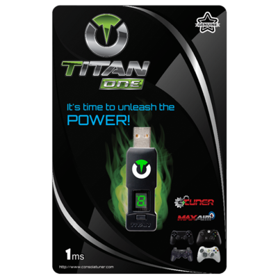Titan One Controller Mods For Xbox One | Xbox 360 | Ps4 | Ps3 | Pc | Nintendo Switch | Android based devices