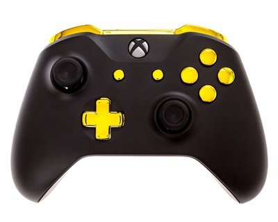 10,000 Mode Modded Controllers Xbox One Mod Controller Xb1 Gold Out