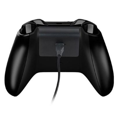 rechargeable battery pack xbox one controllers charge & play cable
