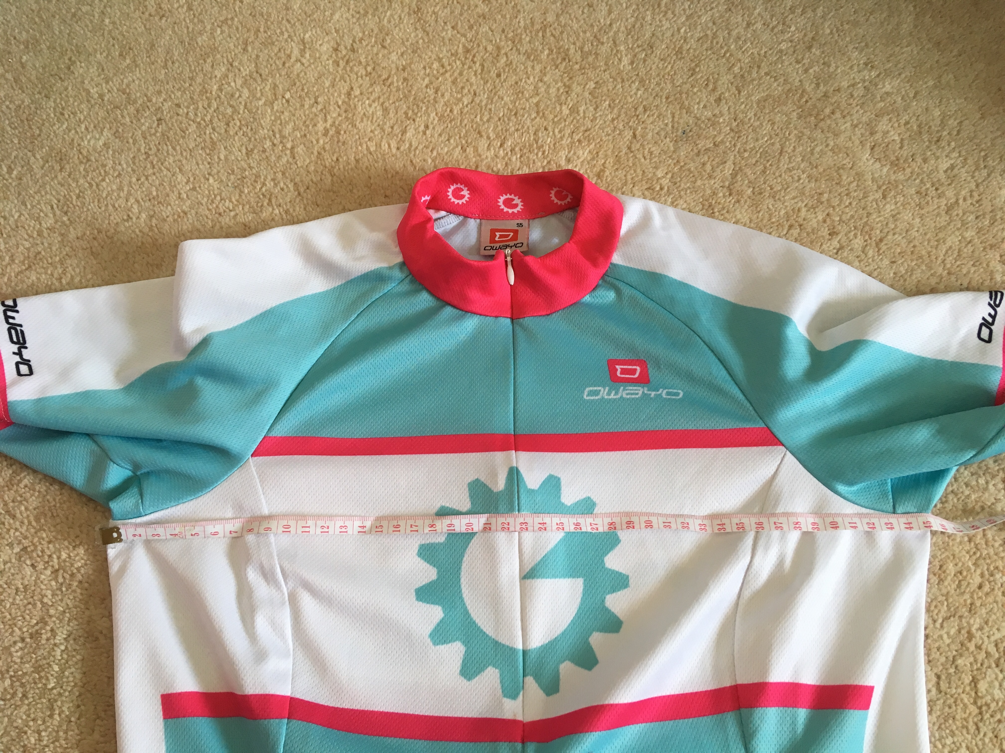 PRE-ORDER (by 07.04.19) Women's Specific Cycle Jersey