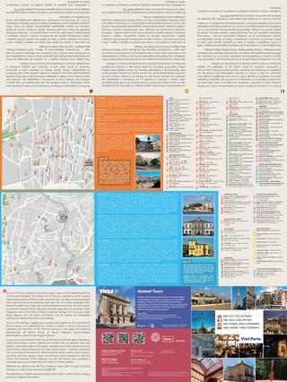 Uma cidade, cinco cenários / One city, five settings / Una ciudad, cinco escenarios / Une ville, cinc décors (eBrochure)