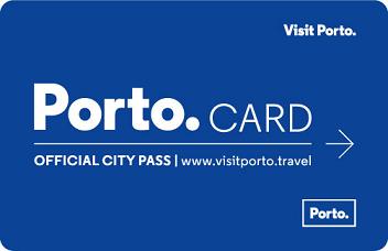 3 Dias Porto Card + Transporte  / 3 Days Porto Card + Transport