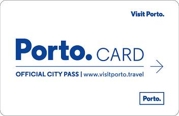 4 Dias Porto Card - Pedonal / 4 Days Porto Card - Walker