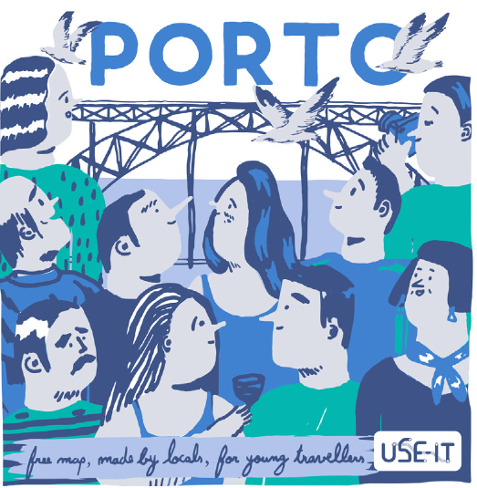 USE-IT  Porto Map (eBrochure)