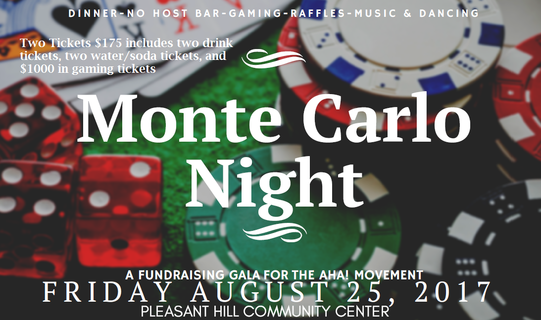 Pair of Tickets Monte Carlo Night - August 25, 2017 00001