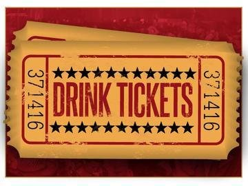 Matt's Masked Ball Premium Drink Tickets - 5 for $20 00008