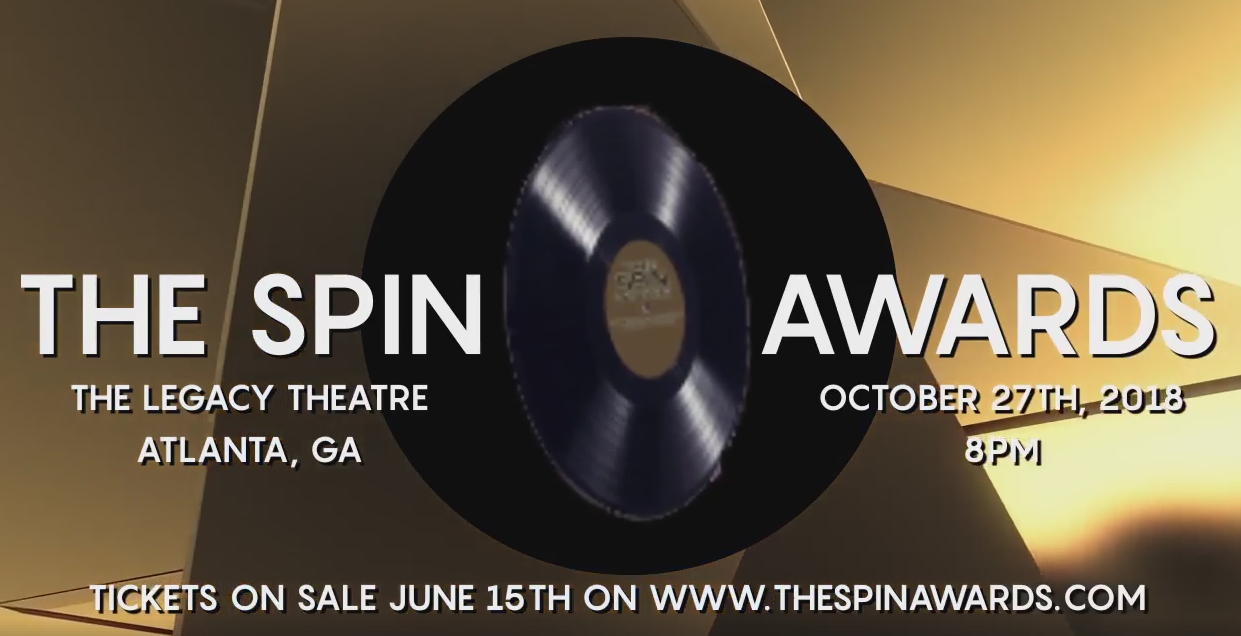 Spin Awards General Admission VIP Seating 00003