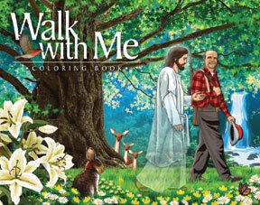 Walk With Me coloring book 00006