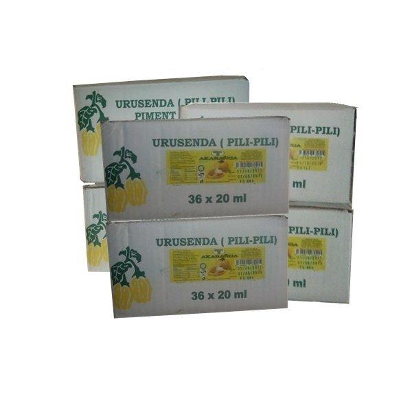 Akabanga Six Packs 20 AKA-SP20