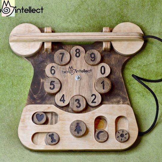 Игра - малый телефон