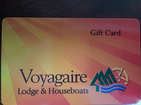 Voyagaire Gift Card GIFTCARD