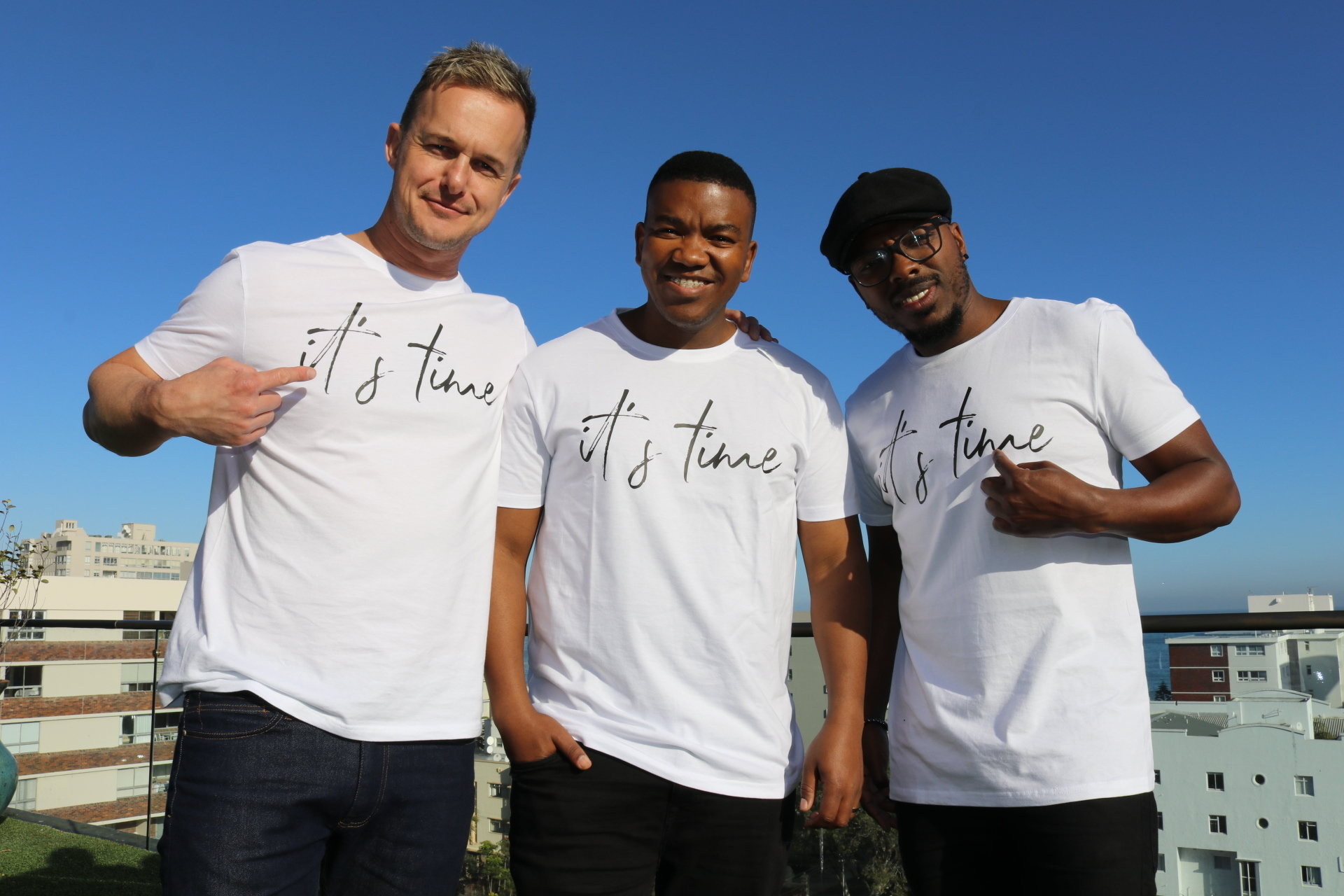 """It's Time"" T-Shirts ITTS"