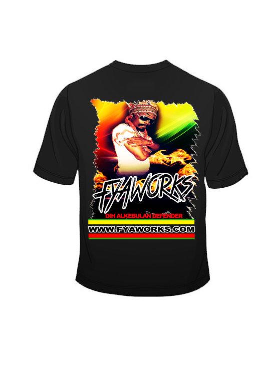 Fyaworks Alkebulan T-Shirt