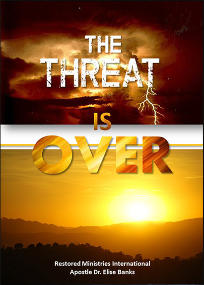 The Threat is Over Companion Book and Prayer CD 00004
